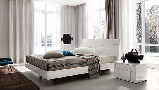 Simple elegant bedroom by rossetto armobil furniture for Simple but elegant bedroom designs