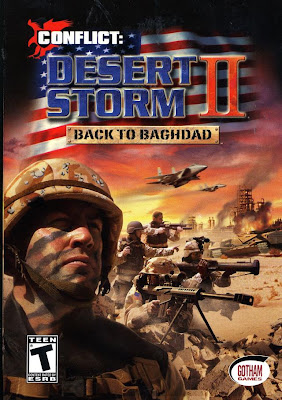 CONFLICT DESERT STORM II BACK TO BAGHDAD PC GAME FREE DOWNLOAD