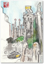 Sketches: Europe