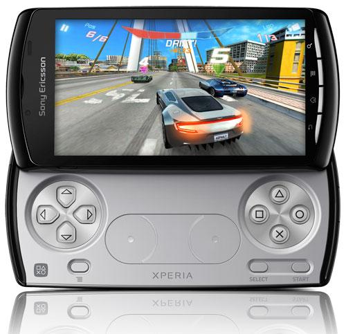 Sony-Ericsson-Xperia-PLAY-2 GS Shop já tem Xperia Play e 3DS para pronta entrega!