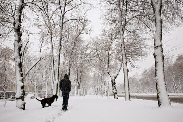 Bodzaforduló, Brassó, Erdély, fagy, időjárás, Románia, Székelyföld, tél,