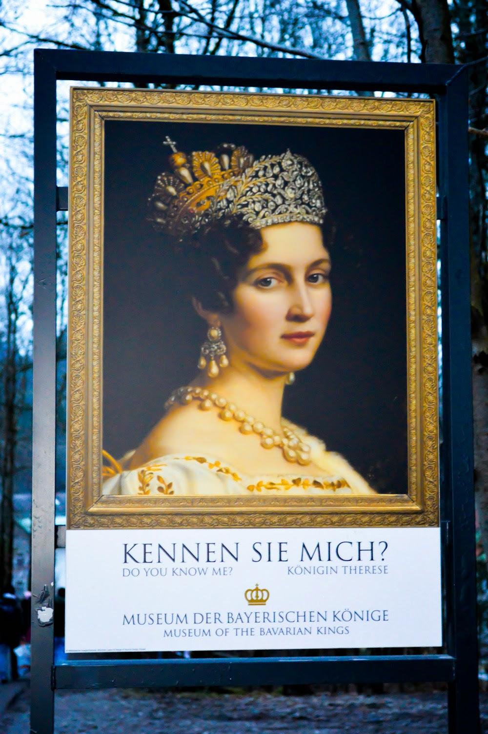 Neuschwanstein Castle Museum Of The Bavarian Kings