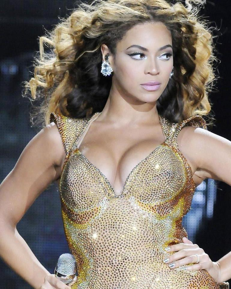 Beauty Models Images: Beyonce Knowles