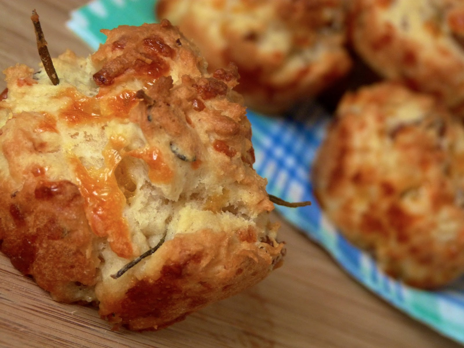 Cheddar, Sausage, Rosemary Biscuits - Obsessive Cooking ...