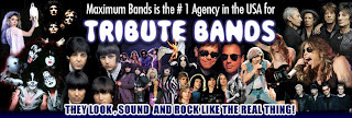 Tribute Band and Bands