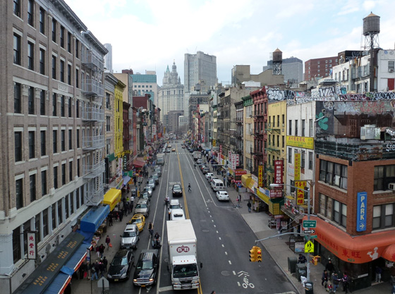 East Broadway Street