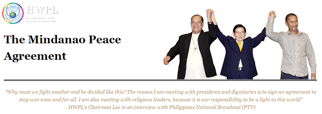 Peace Mother The Activities Of Hwpl By Man Hee Lee Peace Advocate
