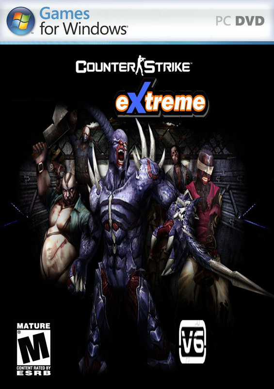 Download Game Counter Strike Xtreme V6 2011 For Pc 100% Working