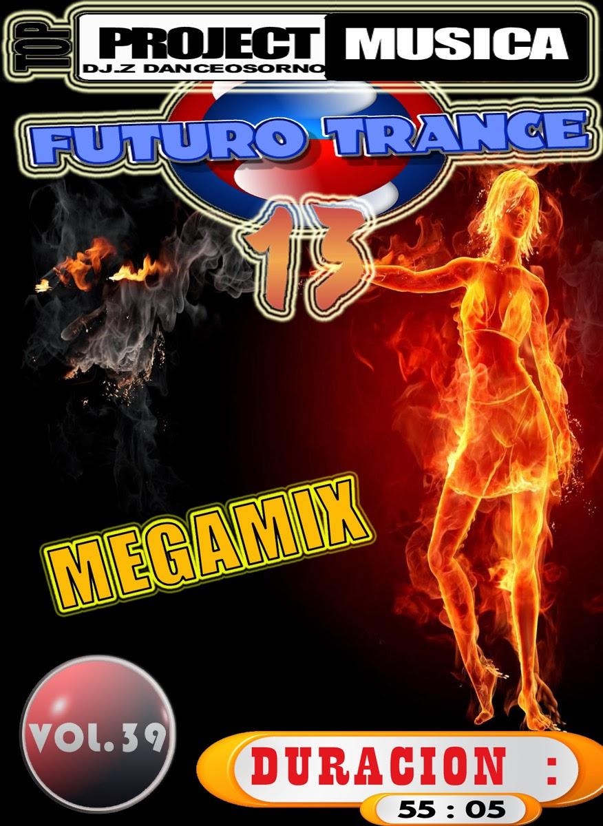 MEGAMIX - FUTURO TRANCE VOL.13