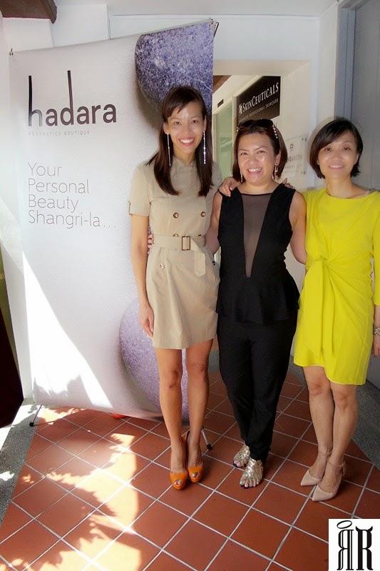 Hadara Aesthetics Boutique Wendy Shen