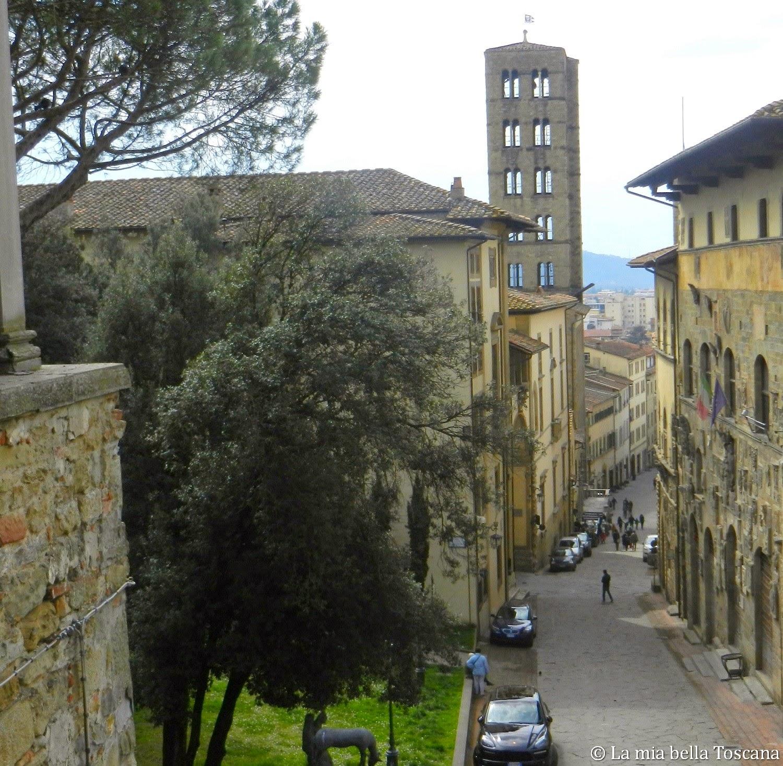 Centro storico Arezzo