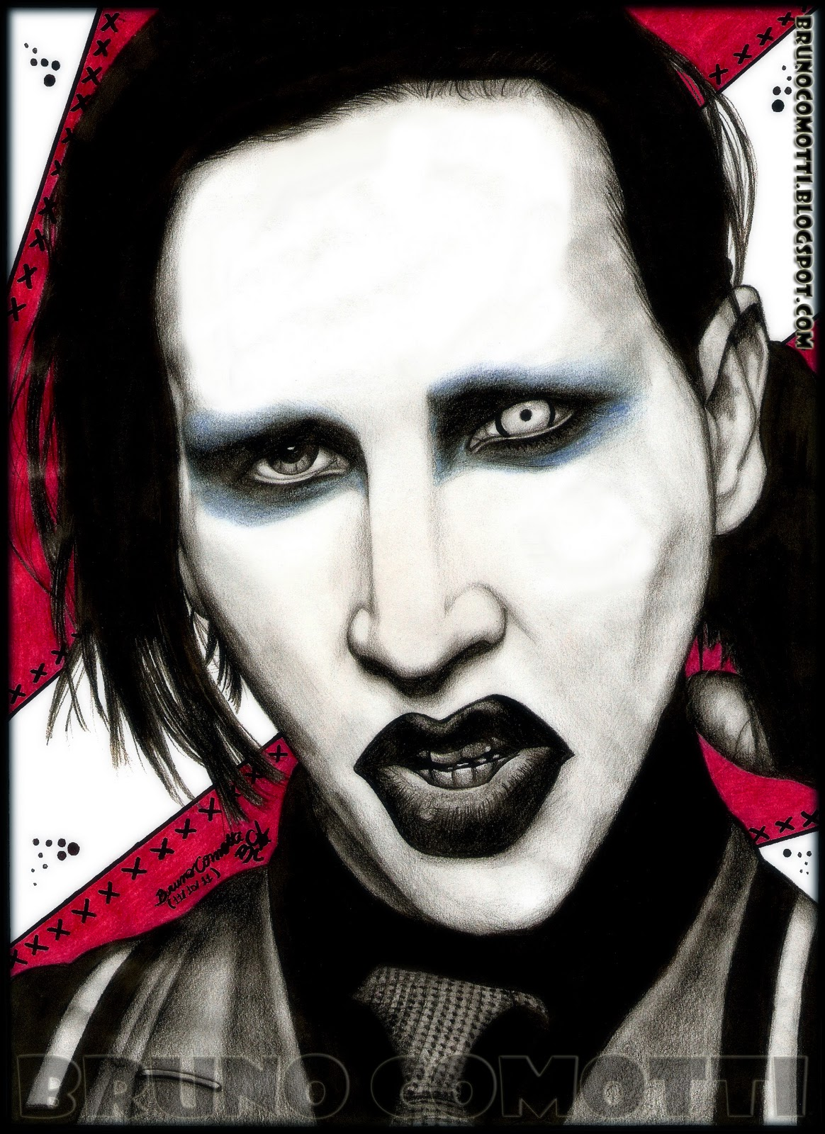 how to play sweet dreams by marilyn manson