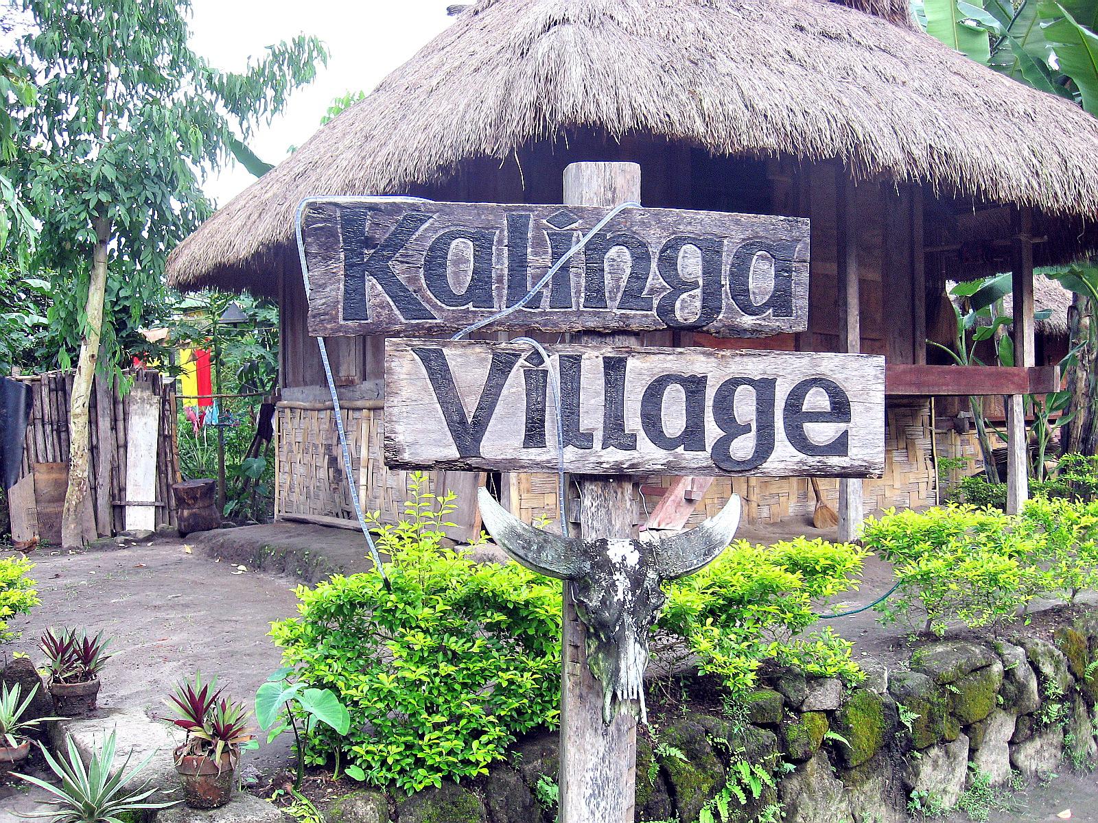 Kalinga Village, Clark Expo, Clark Field, Pampanga.