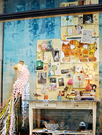Creating A Beautiful Storefront Window Display
