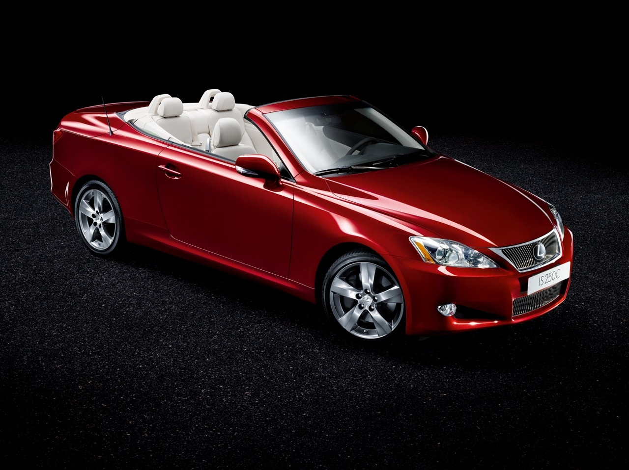 Lexus is 250c convertible cars wallpaper
