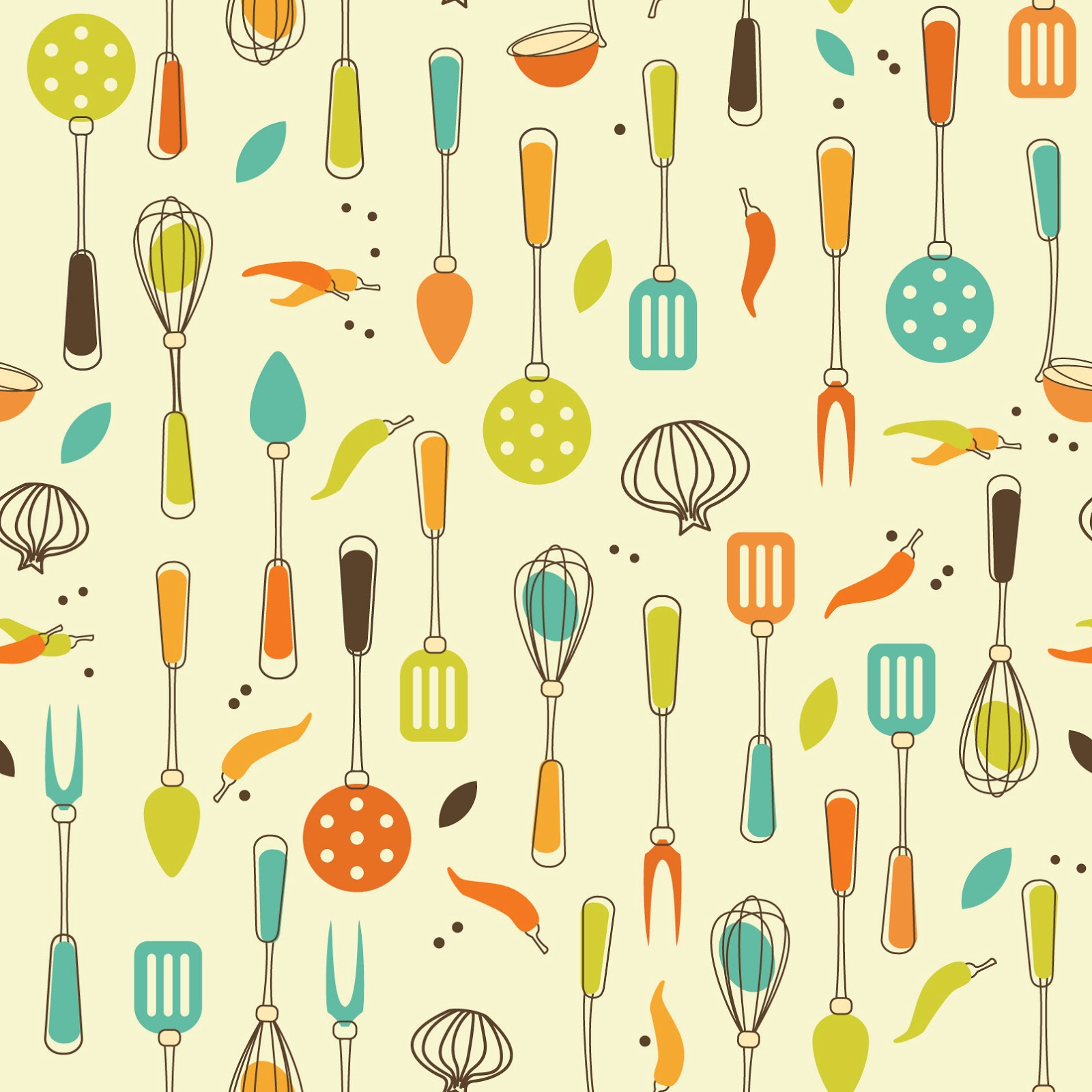 free clip arts: halah foods & kitchen accessories