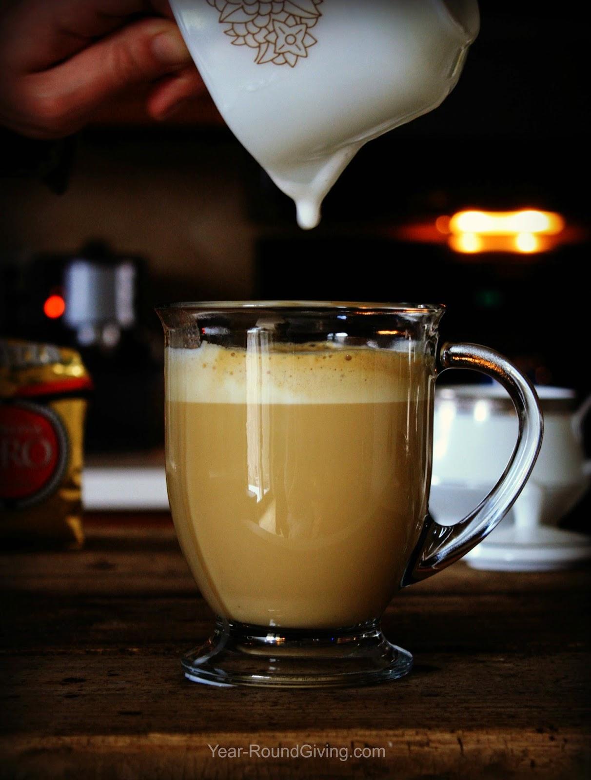Vanilla Cappuccino Recipe