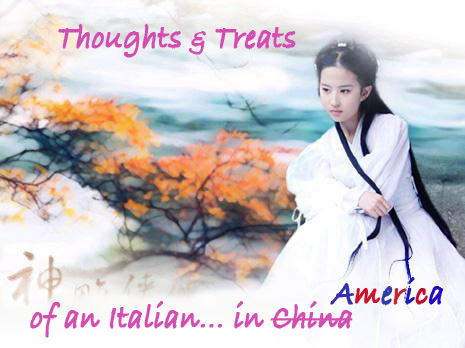 Thoughts & Treats of an Italian in... America