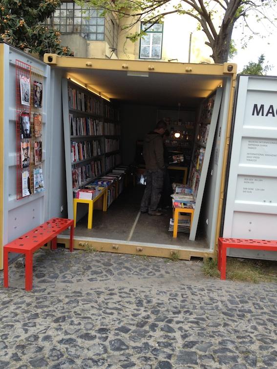 sideblog: Art & Moto, Lisbon Report