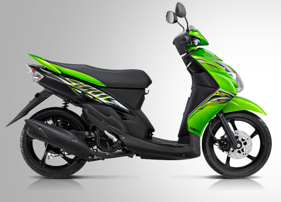 Daftar Kredit Motor Yamaha Jupiter Mx 2014