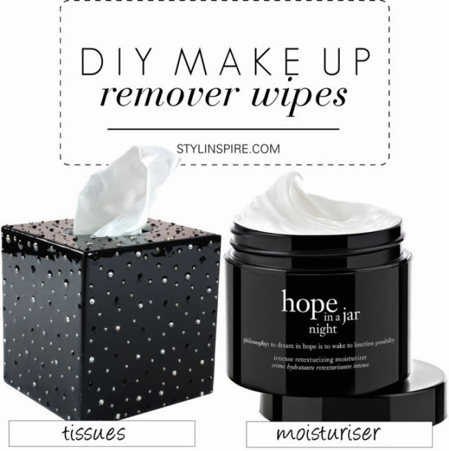 DIY Makeup Remover Wipes, Budget Makeup Remover Wipes
