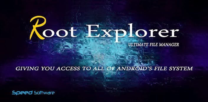 Root Explorer APK DOWNLOAD FULL v3.1.7