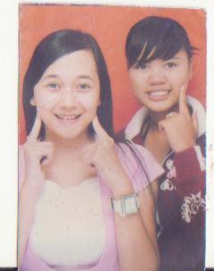 Foto Aura Kasih SMP dan SMA Masih Unyu-Unyu