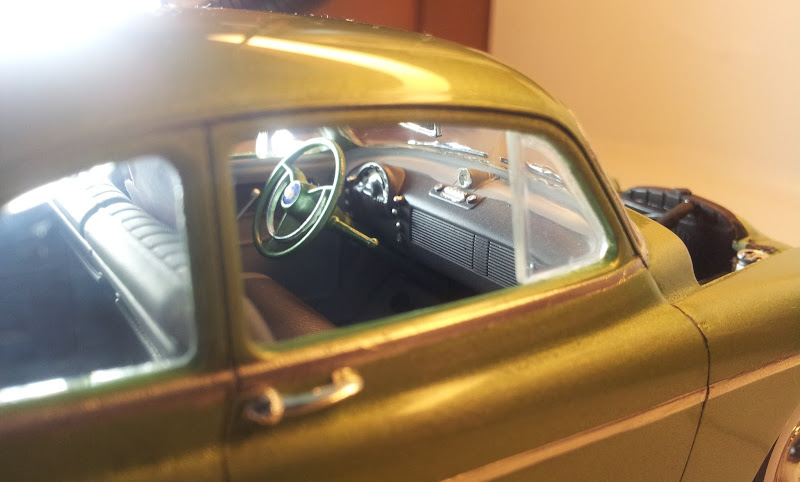 OldsMobile 1950 Coupe 20150705_164337