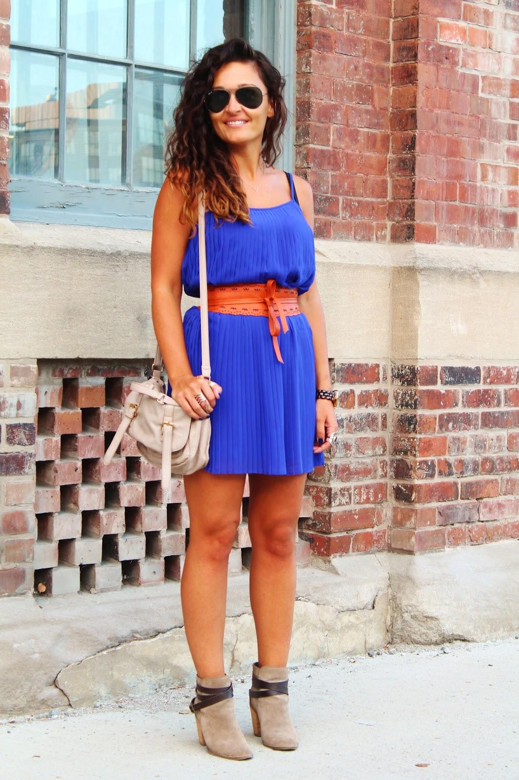 Summer dress, forever 21 dress, summer boots, ankle boots, letnja haljina, blogerke, toronto street style, canadian fashion blogger