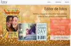 Fotor: editor de fotos online que permite realizar collages y tarjetas postales gratis