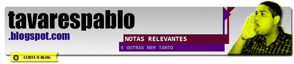 BLOG DO PABLO