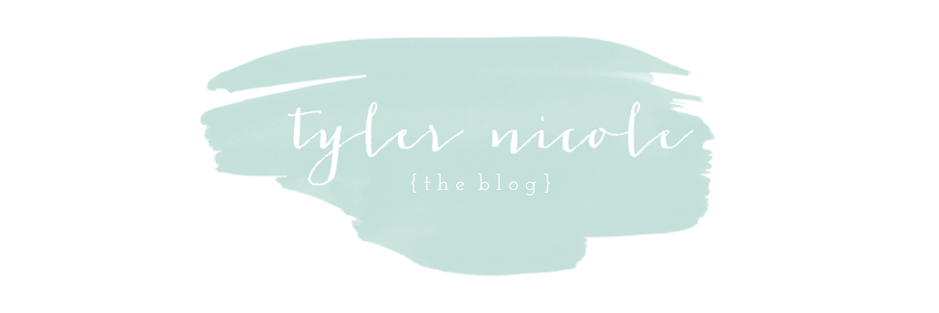 Tyler Nicole {the blog}