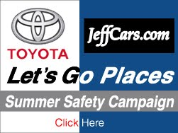 Summer Safety  Road Trip Campaign
