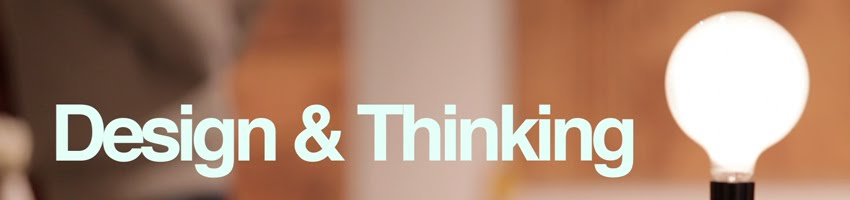 Design &amp; Thinking Official Blog