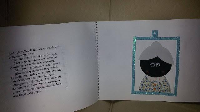 Menina Bonita do Laço de Fita Livro para Contação de História