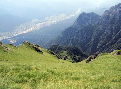 Mugo Pine Valley, Valea Jepilor, Valea Caraiman, Bucegi Natural Park, Romania