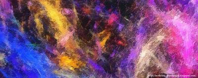 Couverture facebook peintre
