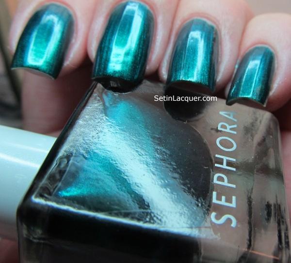 Sephora + Pantone Universe Evergreen