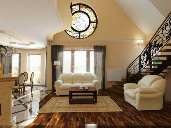 Living Room Colors Decorating