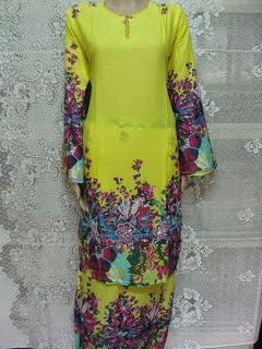 Foto Model Baju Kebaya Cotton Ready Made