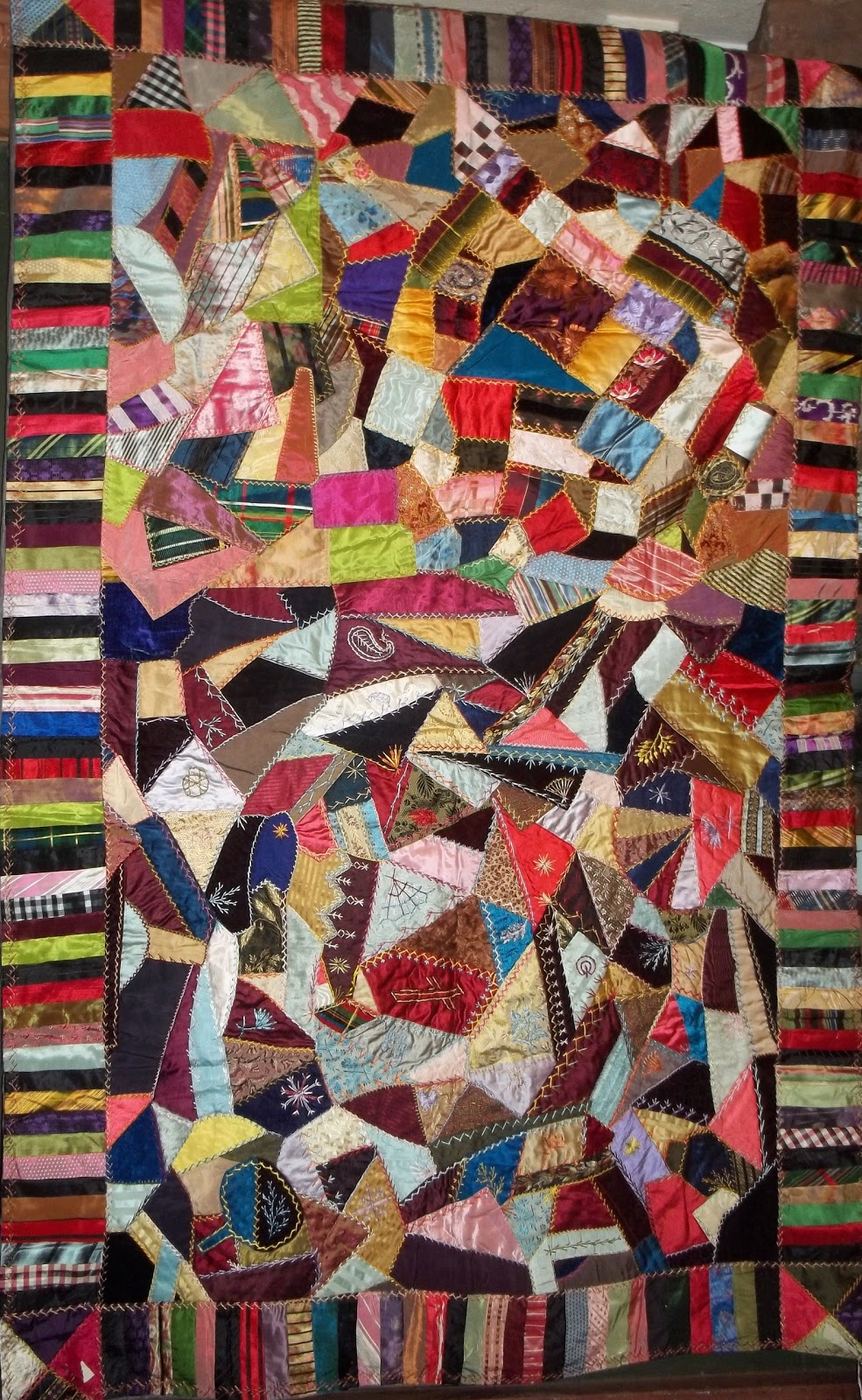 simply iowa: Sister...Victorian....Crazy Quilts.... oh...my... : simply quilts archives - Adamdwight.com