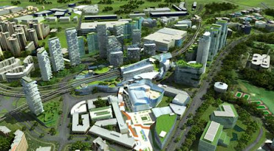 Jurong West Lakeside - Locate your business in an attractive location set in lush greenery