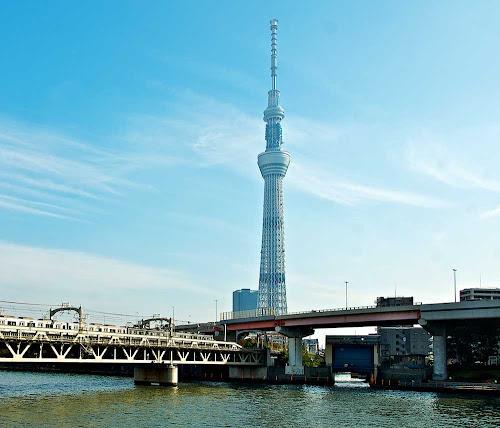 Tokyo Sky Tree - Torre mais alta do mundo