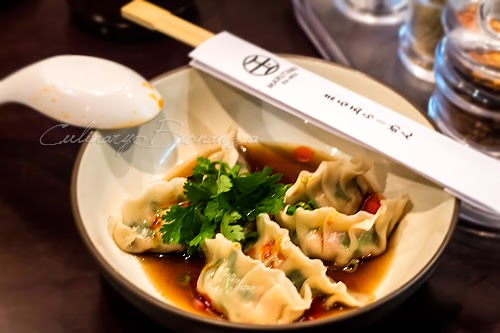 Gyoza from Marutama Ra-men