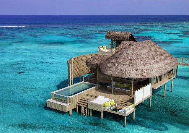 Maldives Six Senses Laamu Special Offer