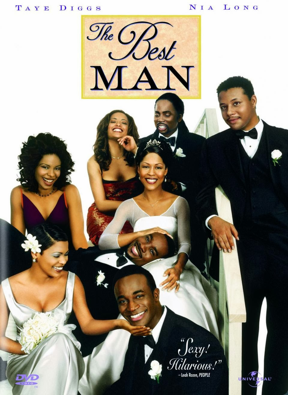 Entertainment Dvd Cover Dvd Cover For The Best Man