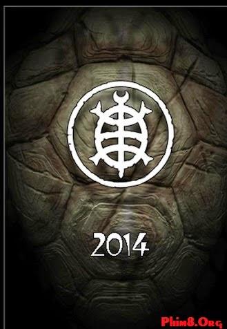 Ninja Rùa 2014