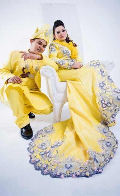 Fesyen Busana Pengantin 2014 | newhairstylesformen2014.com