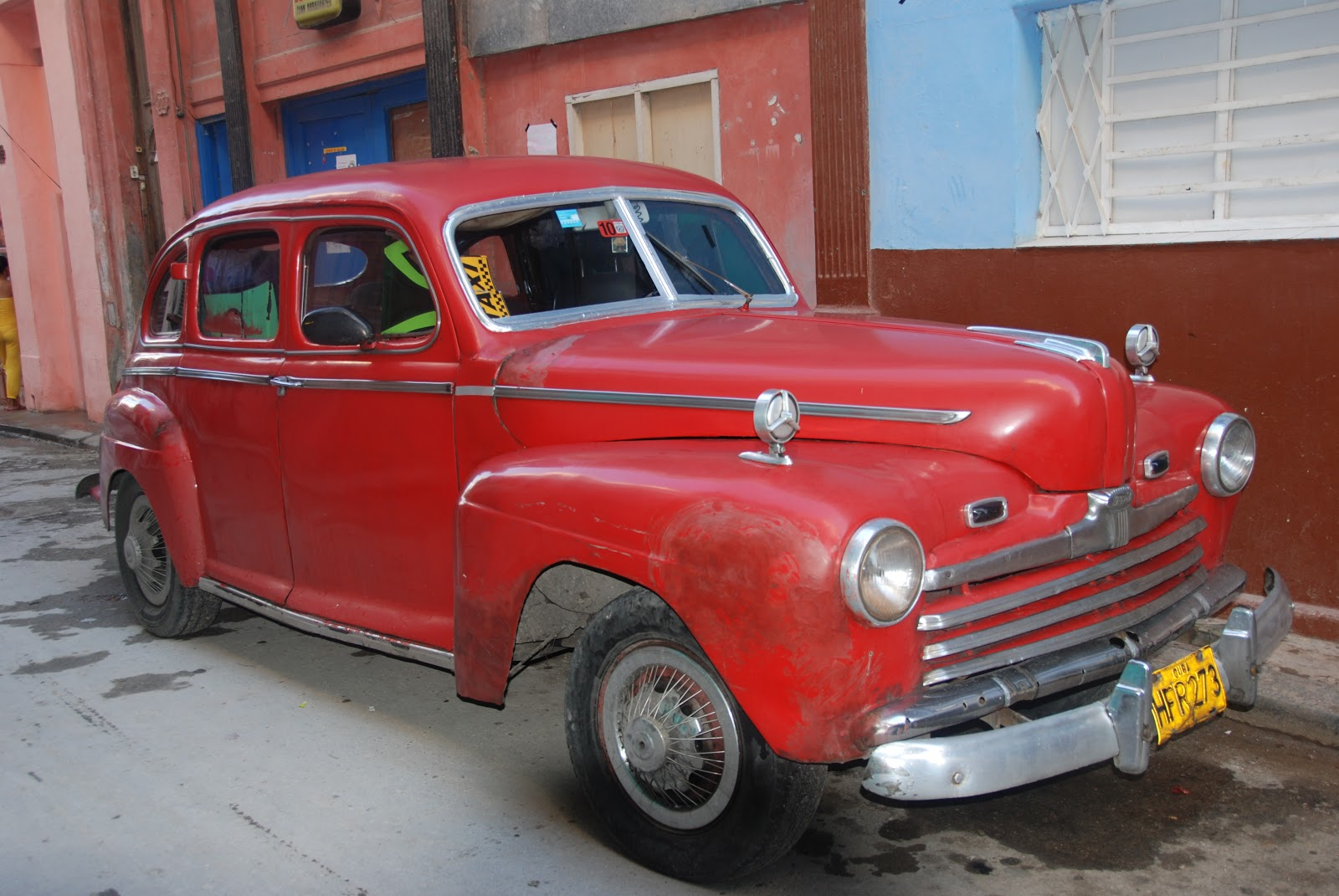 Cuba\'s vintage automobiles | PETER\'S VIEWS
