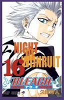 Bleach tomo 16